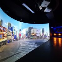 ESCO provides Custom builds of immersive spaces solution